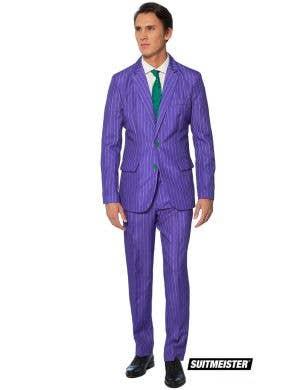Suitmeister The Joker Men's Purple Novelty Suit