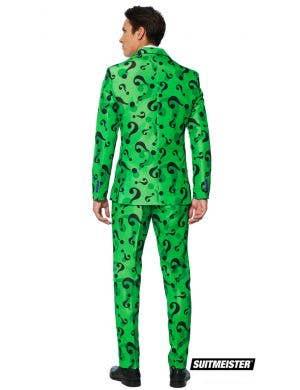 Suitmeister The Riddler Men's Novelty Green Suit