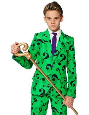 Suitmeister The Riddler Boy's Oppo Suit