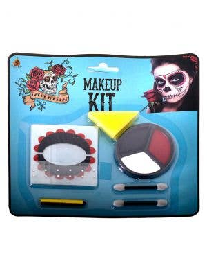 Mexican Day of the Dead Makeup Kit
