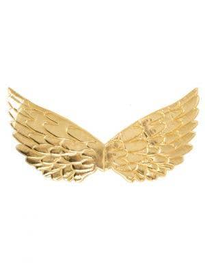 Kid Gold Angel Costume Wings