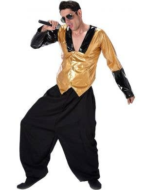 MC Hammer Rapper Men's Fancy Dress Costume