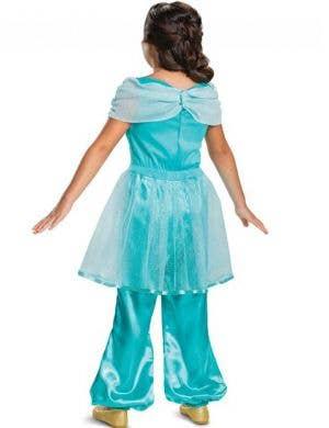 Princess Jasmine Girls Classic Dress Up Costume