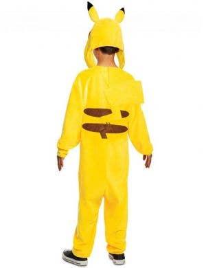 Pikachu Deluxe Boys Pokemon Costume
