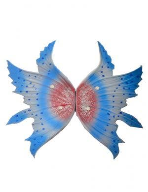 Unicorn Pink and Blue Headpiece and Wings Deluxe Accessory Set