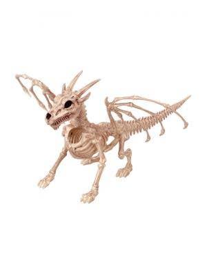 Small Deluxe Dragon Skeleton Halloween Decoration