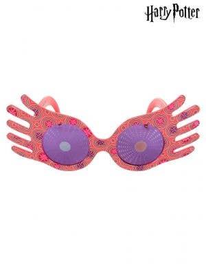 Harry Potter Luna Lovegood Costume Glasses