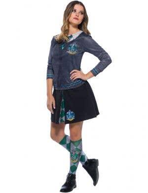 Harry Potter Licensed Slytherin House Costume Socks