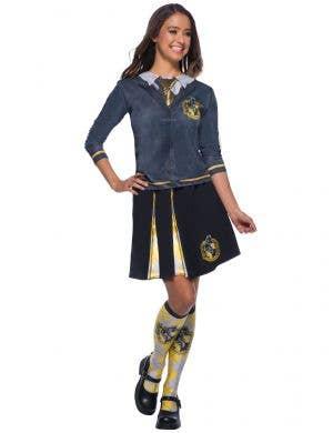 Harry Potter Licensed Hufflepuff House Costume Socks