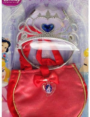 Disney Princess Snow White Girls Handbag and Tiara Set