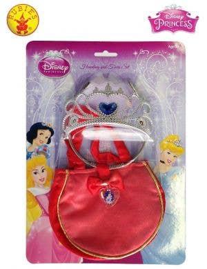 Disney Princess Girls Snow White Tiara and Handbag Set