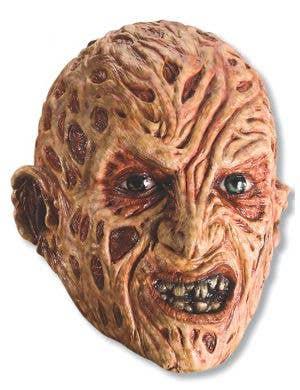 Freddy Krueger 3/4 Latex Halloween Mask