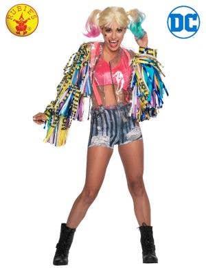 Birds of Prey Harley Quinn Women's Costume