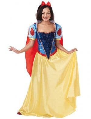 Ladies Pink Princess Fancy Dress costume Fairy Tale Outfit Darling Princess
