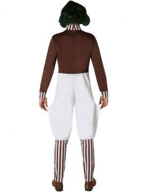 Oompa Loompa Men's Willy Wonka Fancy Dress Costume