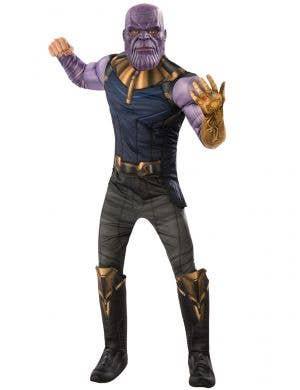 Men's Thanos Marvel Costume - Main Image