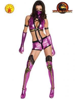 Women's Sexy Mileena Mortal Kombat Character Costume