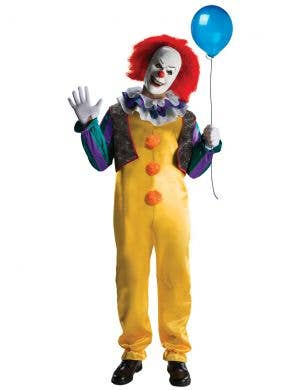 Classic Pennywise Men's IT Halloween Costume