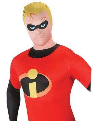 Mr Incredible Men's Second Skin Dress Up Costume