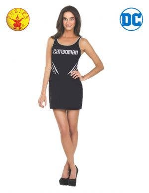 DC Comics Women's Catwoman Tank Costume Dress Main Image