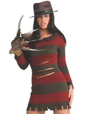 Miss Krueger Women's Halloween Costume