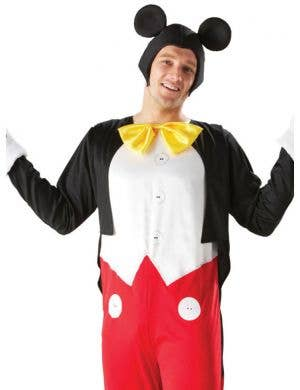 Disney Mickey Men's Licensed Mouse Fancy Dress Costume