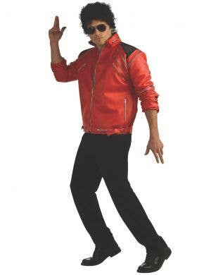 Michael Jackson Deluxe Men's Beat It Costume Jacket