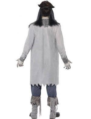 Haunted Pirate Swashbuckler Men's Halloween Costume