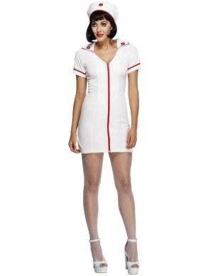 Fever Nurse Sexy Women's Costume