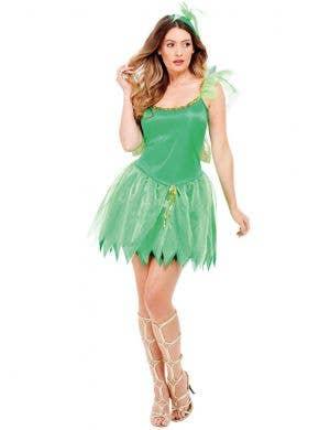 Woodland Green Fairy Women's Sexy Costume