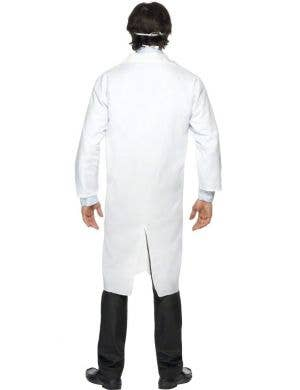 Doctor Men's White Medical Lab Coat Costume