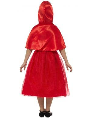 Red Riding Hood Girls Deluxe Book Week Costume