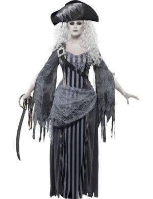 Ghost Ship Princess Women's Halloween Costume