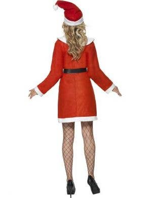 Miss Santa Budget Women's Christmas Costume