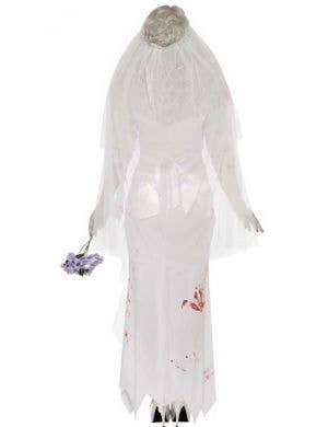 Death Do Us Part Women's Halloween Zombie Costume