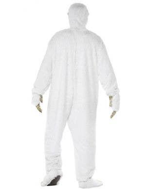 Abominable Snowman Adults Halloween Costume
