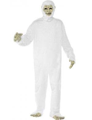 Abominable Snowman Adult Halloween Costumes - Main Image