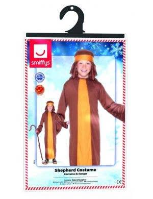 Shepherd Boy's Biblical Nativity Christmas Costume