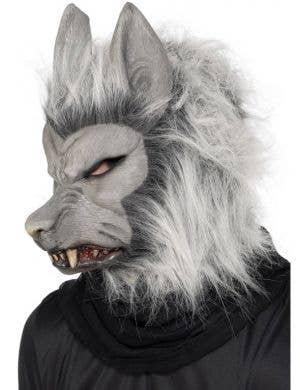 Big Bad Werewolf Halloween Mask