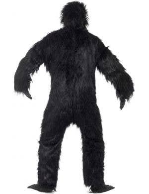 Deluxe Black Gorilla Men's Halloween Costume