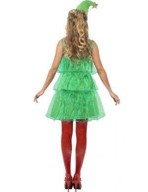 Cute Christmas Tree Women's Fancy Dress Costume