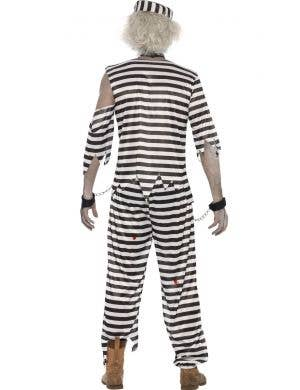 Zombie Convict Men's Halloween Costume
