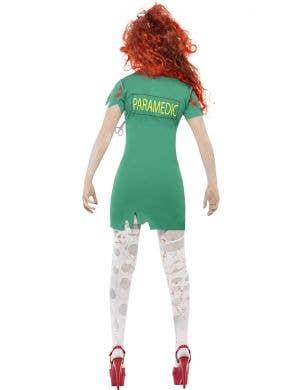 Scrub Nurse Women's Halloween Zombie Costume