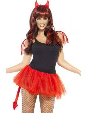 Devious Red Devil Costume Kit