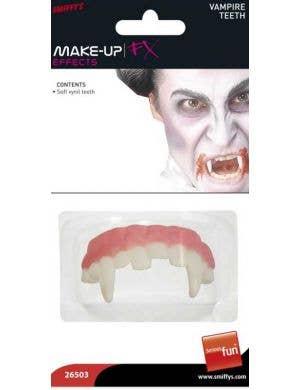 Fake Vampire Teeth Costume Accessory