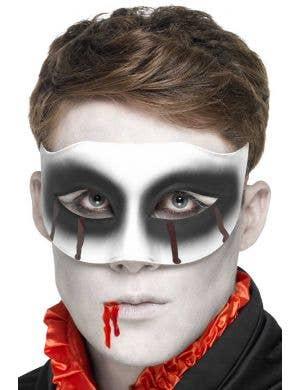 Bleeding Eyes Horror Halloween Zombie Mask