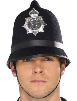 British Police Constable Costume Accessory Hat