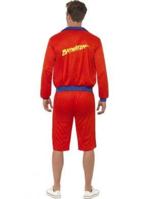 Baywatch Lifeguard Men's Licensed Dress Up Costume