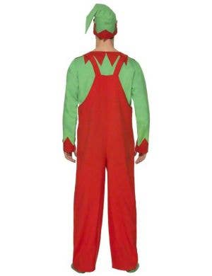 Workshop Elf Men's Christmas Costume