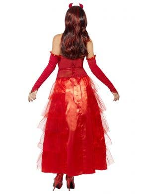 Devilish Glamour Women's Halloween Costume